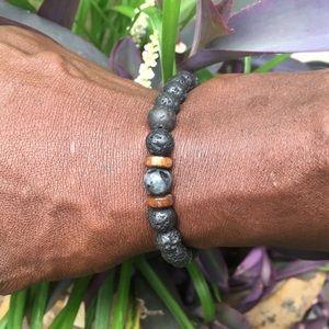 ✨Tibetan Natural Moonstone Bracelet!🌙